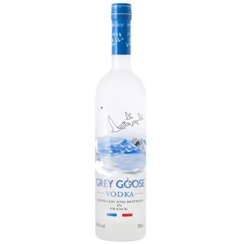 Bottle of Grey Goose