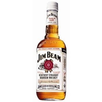 Bottle of Jim Beam
