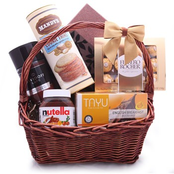 sc 1 st  Flowers to Moscow & Chocolate Shop Gift Basket - Sweet Baskets delivery to Moscow