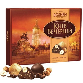 Sweet Evening Chocolates by Roshen