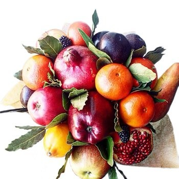 Wholesome Delight Fruit Bouquet