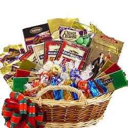 Chocolate Basket of the Year