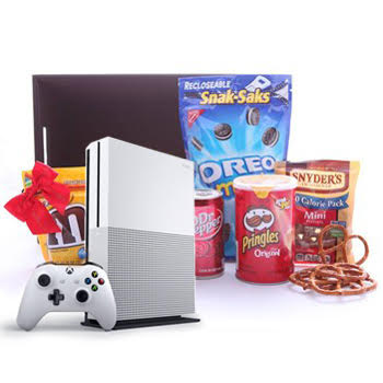 Gamer Snacks