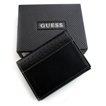 Guess Leather Credit Card Wallet