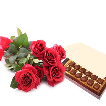 Mixed Bouquet Arrangements Roses Flower Combos Anniversary Womens Day Chocolate Sympathy