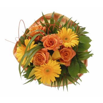 Sunshine in Bloom Bouquet