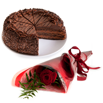 Chocolate Cake and Romance