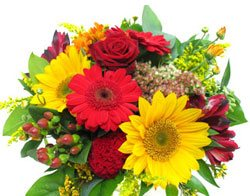 Indian Summer bouquet