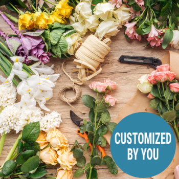 Your Own Bouquet Builder