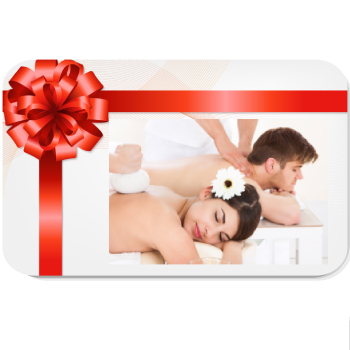 Gift Certificate for Couples Massage