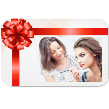 Gift Certificate for Hair and Makeup