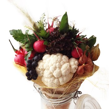 Kitchen Magic Vegetable Bouquet